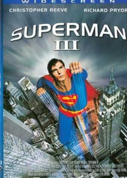 Finnish DVDs - Superman 3