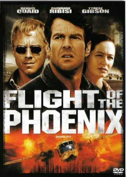 Finnish DVDs - Flight Of The Phoenix