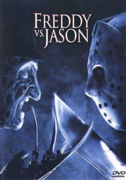 Finnish DVDs - Freddy Vs Jason