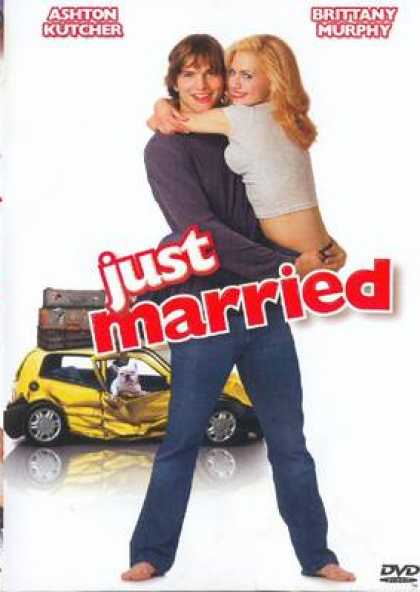Finnish DVDs - Just Married