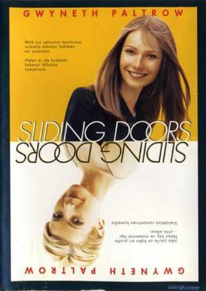 Finnish DVDs - Sliding Doors