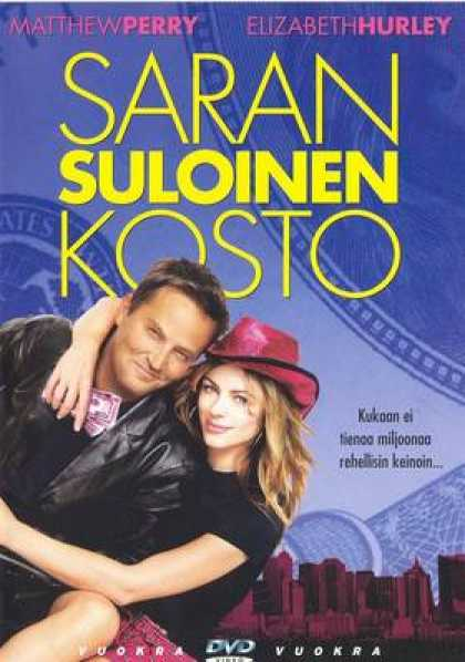 Finnish DVDs - Serving Sara