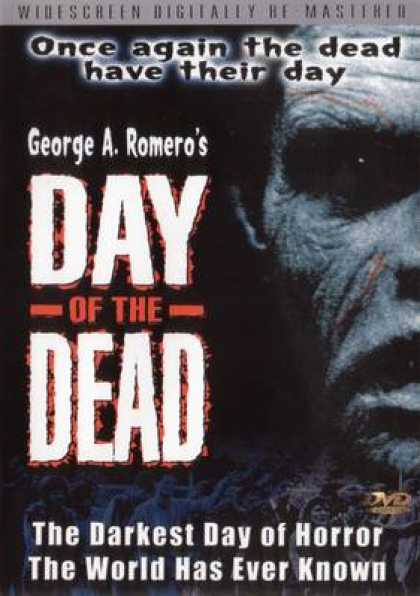 Finnish DVDs - Day Of The Dead