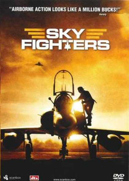 Finnish DVDs - Sky Fighters