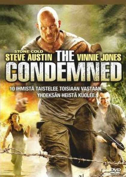 Finnish DVDs - Condemned
