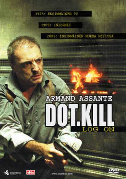Finnish DVDs - Dot.Kill