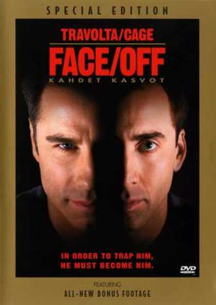 Finnish DVDs - Face Off