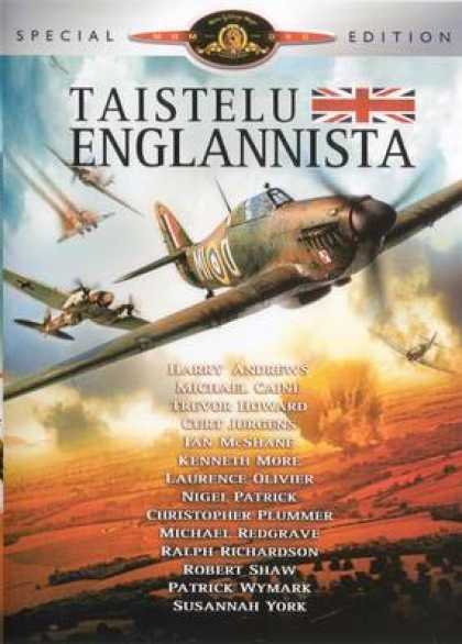 Finnish DVDs - Battle Of Britain