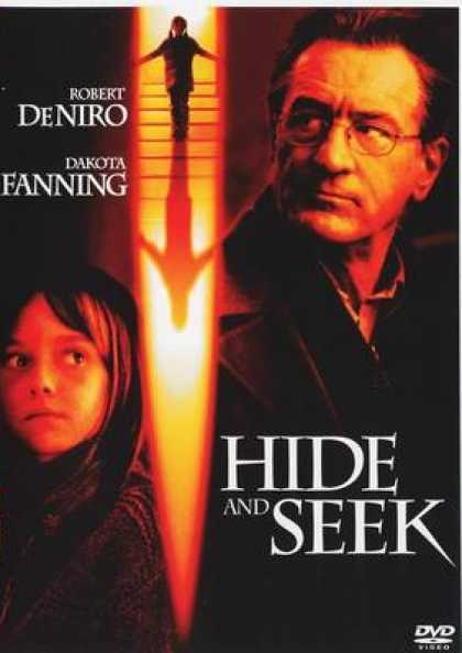 Finnish DVDs - Hide And Seek