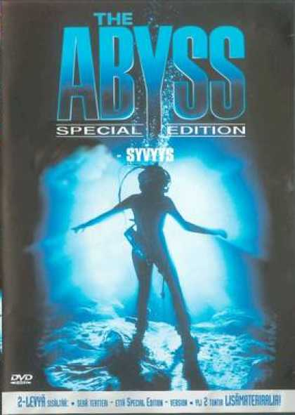 Finnish DVDs - The Abyss