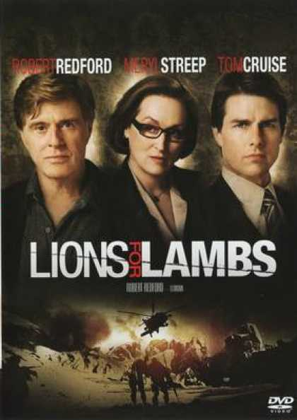 Finnish DVDs - Lions For Lambs