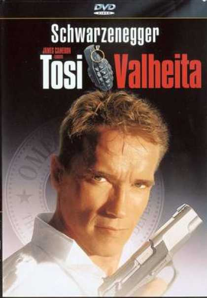 Finnish DVDs - True Lies