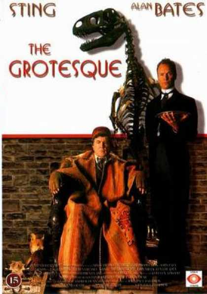 Finnish DVDs - The Grotesque