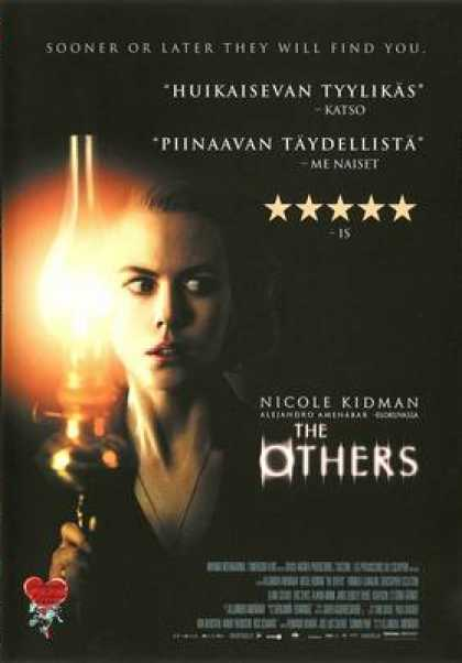 Finnish DVDs - The Others