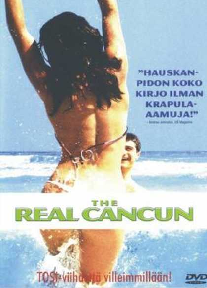 Finnish DVDs - The Real Cancun
