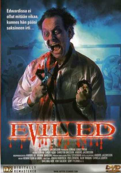 Finnish DVDs - Evil Ed