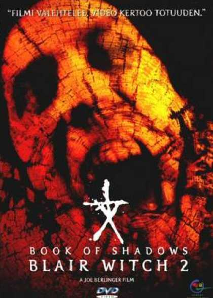 Finnish DVDs - Book Of Shadows: Blair Witch 2