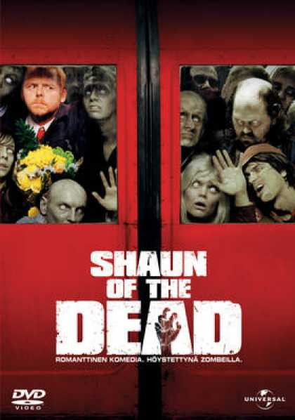 Finnish DVDs - Shaun Of The Dead