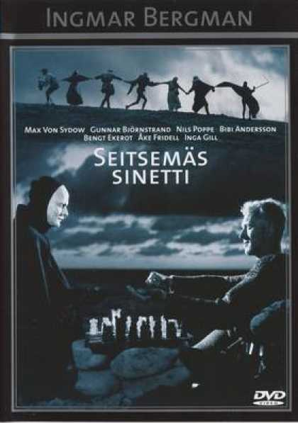 Finnish DVDs - The Seventh Seal