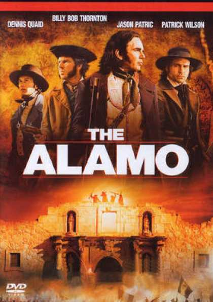 Finnish DVDs - The Alamo