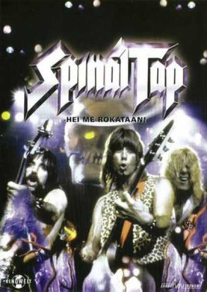 Finnish DVDs - This Is Spinal Tap