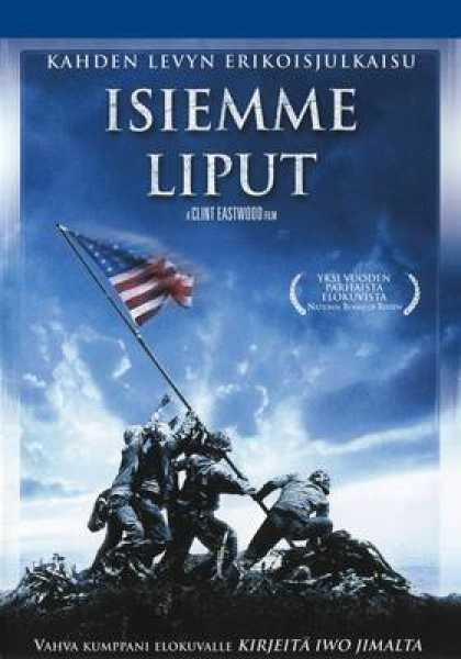 Finnish DVDs - Flags Of Our Fathers