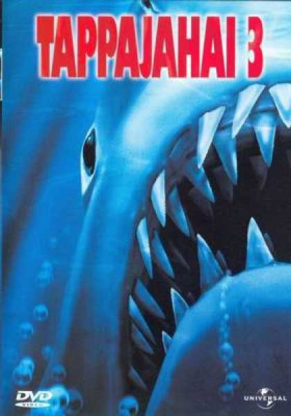 Finnish DVDs - Jaws 3 Special