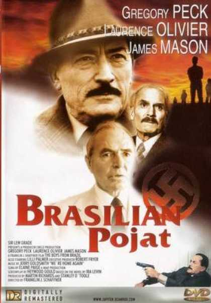 Finnish DVDs - The Boys From Brazil