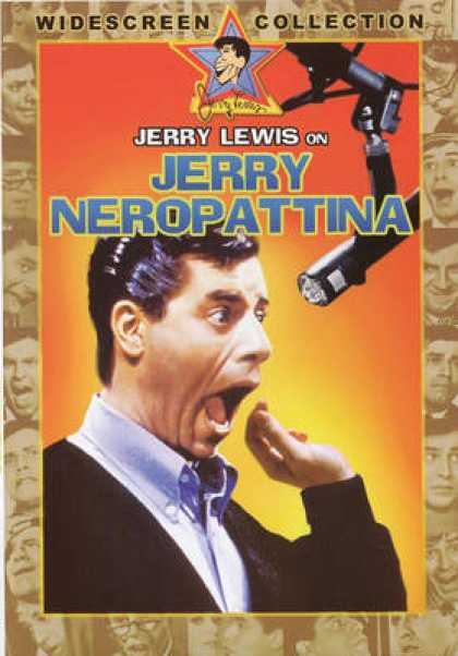 Finnish DVDs - Jerry Lewis The Patsy