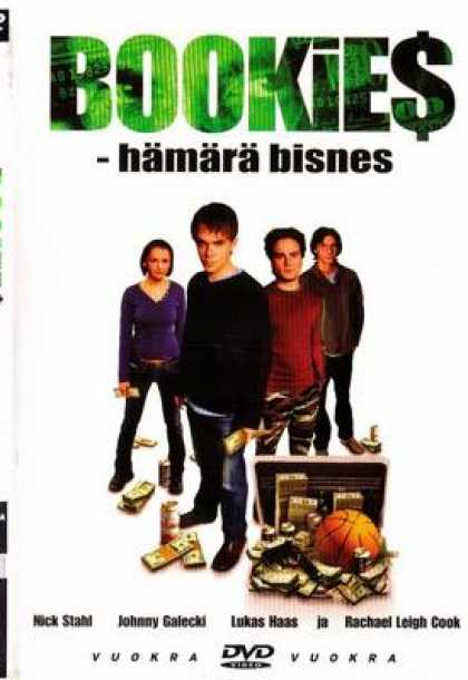 Finnish DVDs - Bookies