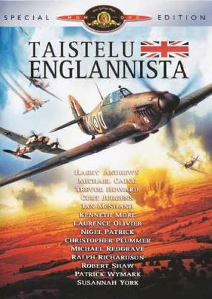 Finnish DVDs - Battle Of Britain Special