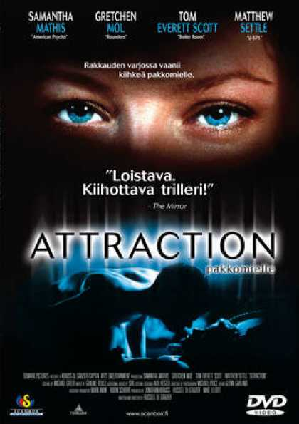 Finnish DVDs - Attraction