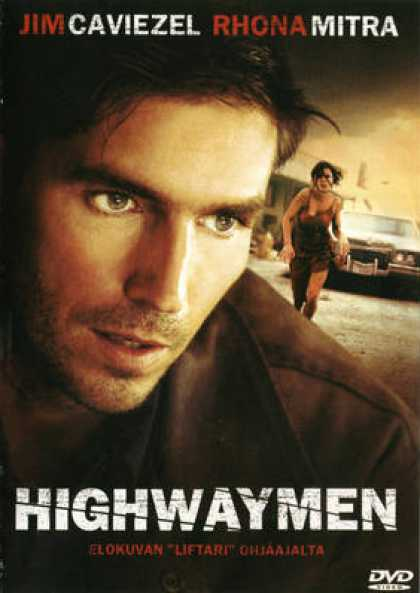 Finnish DVDs - Highwaymen