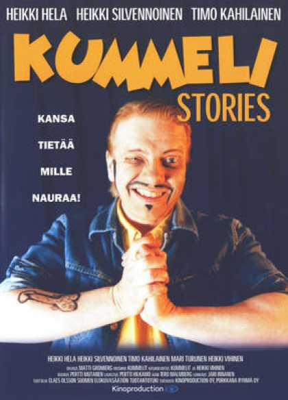 Finnish DVDs - Kummeli Stories