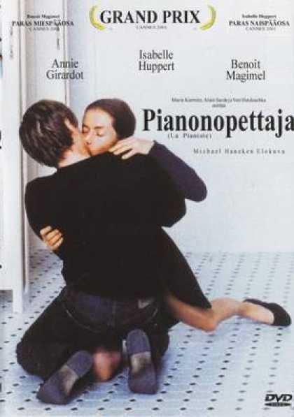 Finnish DVDs - The Piano Teacher