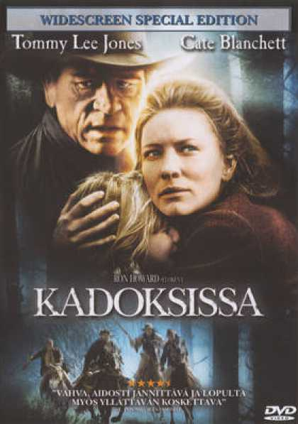 Finnish DVDs - The Missing