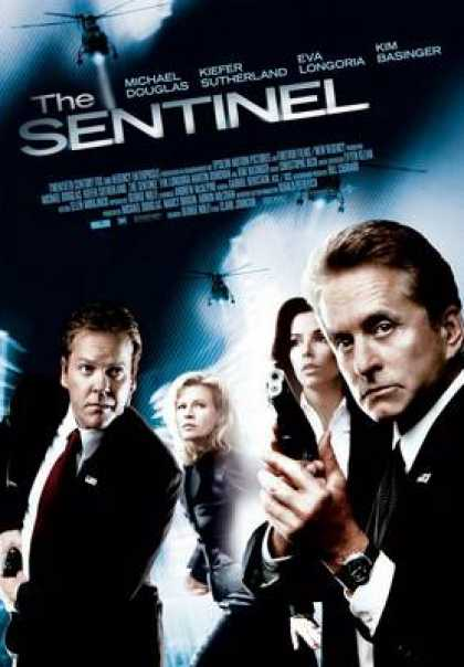 Finnish DVDs - The Sentinel