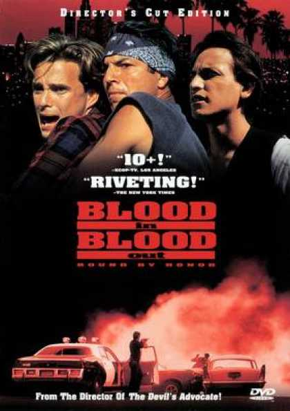 Finnish DVDs - Boold In Blood Out