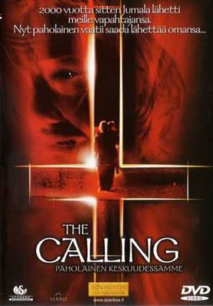 Finnish DVDs - The Calling