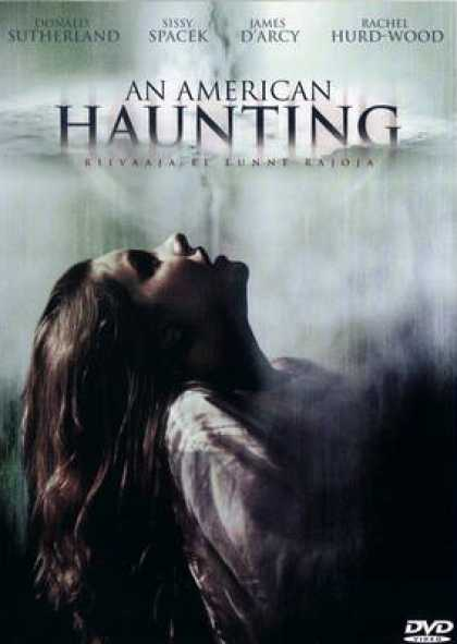 Finnish DVDs - An American Haunting