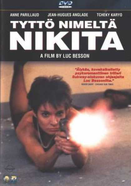 Finnish DVDs - Nikita