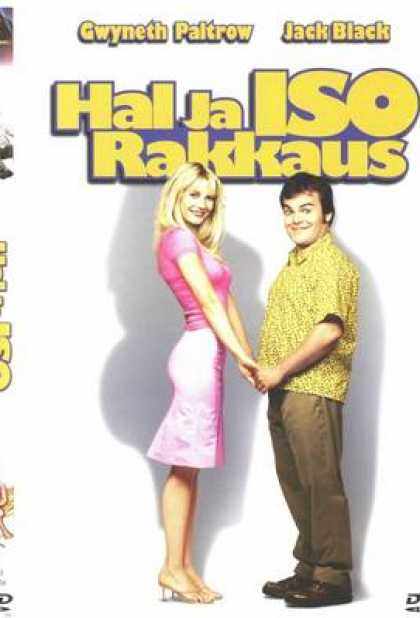 Finnish DVDs - Shallow Hal