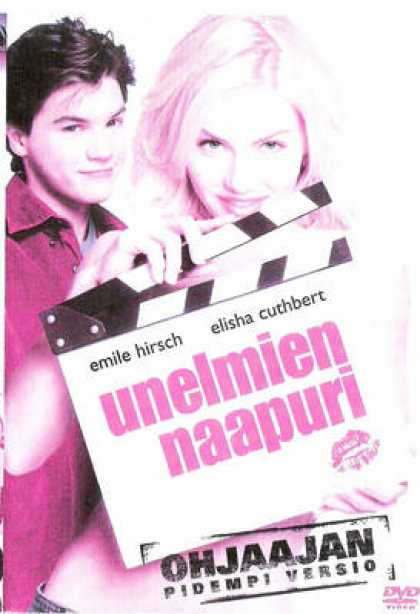 Finnish DVDs - The Girl Next Door