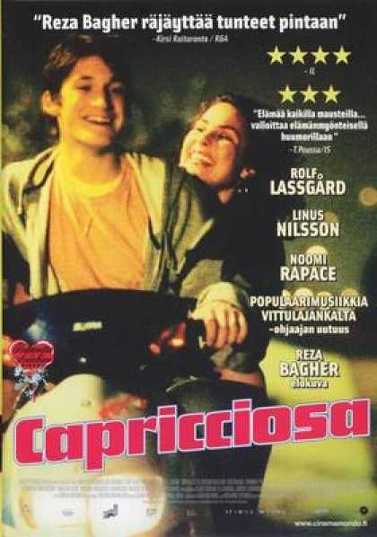 Finnish DVDs - Capricciosa