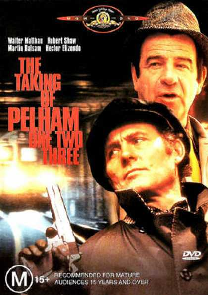 Finnish DVDs - The Taking Of Pelham One Two Three
