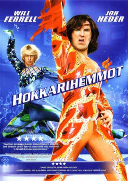 Finnish DVDs - Blades Of Glory