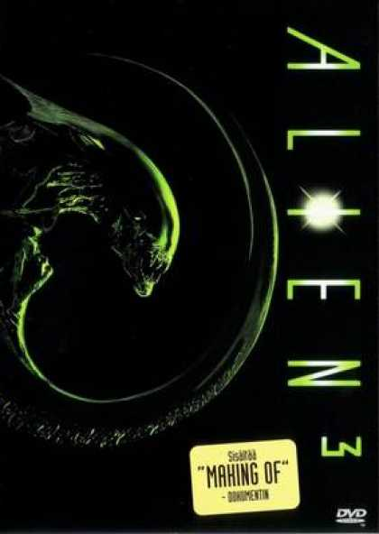 Finnish DVDs - Alien 3