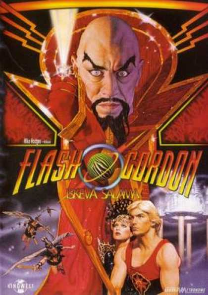 Finnish DVDs - Flash Gordon