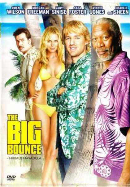 Finnish DVDs - The Big Bounce
