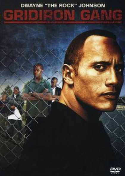 Finnish DVDs - Gridiron Gang